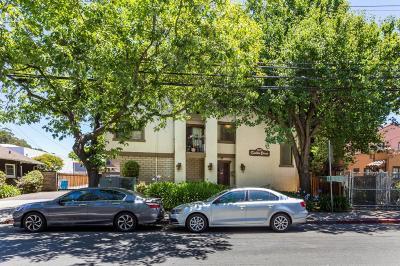 Burlingame Condo/Townhouse For Sale: 1209 Oak Grove Avenue #204