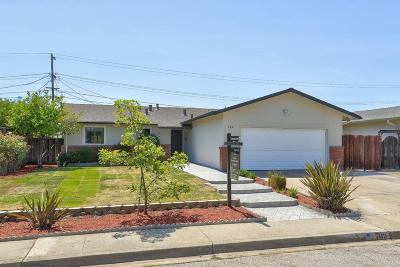 Milpitas Single Family Home For Sale: 789 Berryessa Street