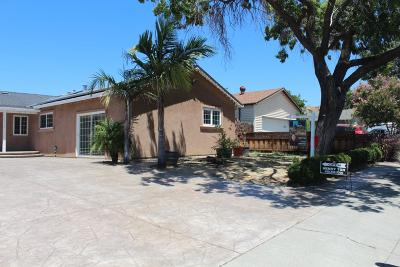 Milpitas Single Family Home For Sale: 1513 Adams Avenue