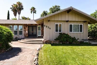 Tracy Single Family Home For Sale: 8036 W Valpico Road