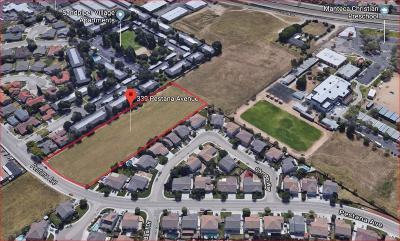 Manteca Commercial Lots & Land For Sale: 339 Pestana Avenue