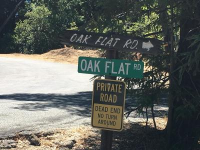 Los Gatos Residential Lots & Land For Sale: Lot 17 Oak Flat Road