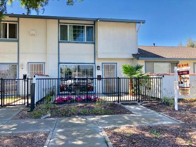 Union City Condo/Townhouse For Sale: 4608 Granada Way