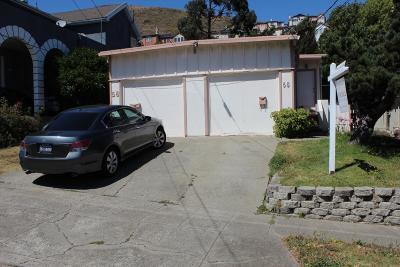 South San Francisco Multi Family Home Pending Show For Backups: 56-58 Randolph Avenue