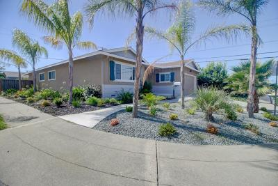 Milpitas Single Family Home For Sale: 1766 Crater Lake Avenue