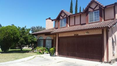 Tracy Single Family Home For Sale: 3430 Castle Court