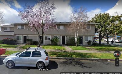 Gilroy Multi Family Home For Sale: 7191 Eigleberry Street