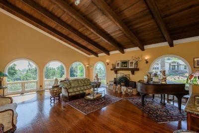 Hillsborough Single Family Home For Sale: 75 Tobin Clark Drive