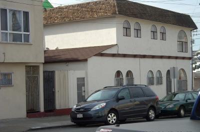 San Francisco Multi Family Home For Sale: 1496 Silver Avenue