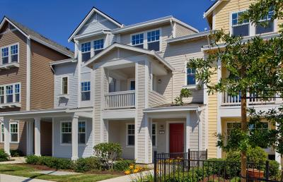 Mountain View Condo/Townhouse For Sale: 392 Circuit Way