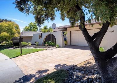 Cupertino Single Family Home For Sale: 22286 Hartman Drive