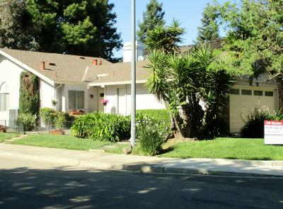 Pleasanton Single Family Home For Sale: 6191 Corte Padre