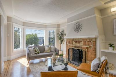 San Francisco Single Family Home For Sale: 70 Ralston Street