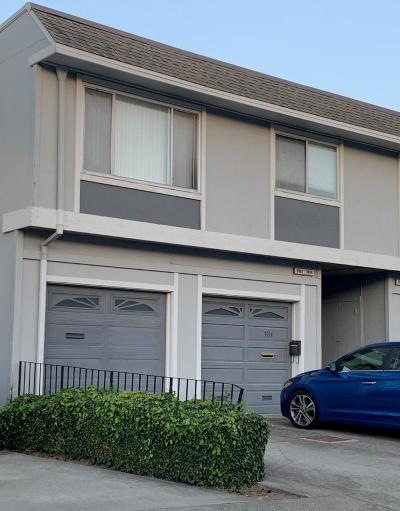 South San Francisco Condo/Townhouse For Sale: 3912 Geddes Court #100a