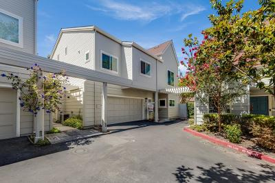 Mountain View Condo/Townhouse For Sale: 434 Rhone Court