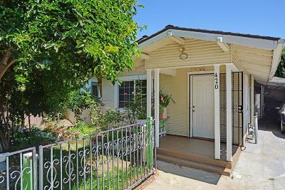 San Jose Single Family Home For Sale: 420 Raymond Avenue