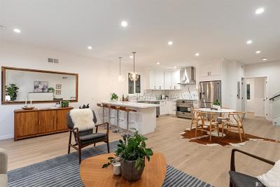 San Francisco Single Family Home For Sale: 255 Tingley Street