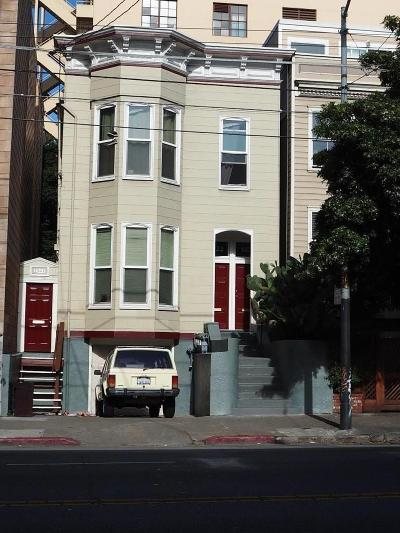 San Francisco Multi Family Home For Sale: 1420 S Van Ness Avenue