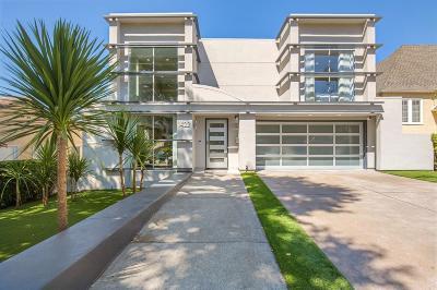 Burlingame Single Family Home For Sale: 1422 Montero Avenue