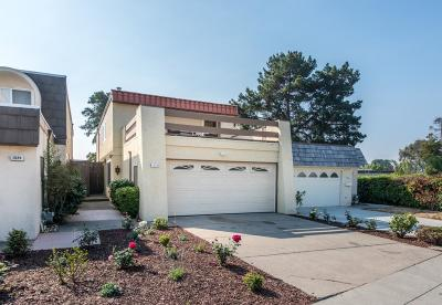 San Mateo Single Family Home For Sale: 1332 Shoal Drive