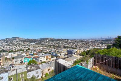 San Francisco Single Family Home For Sale: 132 Valmar Terrace