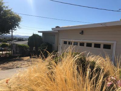 El Cerrito Single Family Home For Sale: 7305 Plank Court