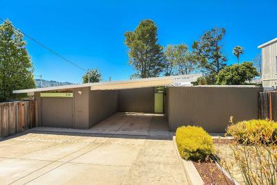 San Mateo Single Family Home For Sale: 1728 Yorktown Road