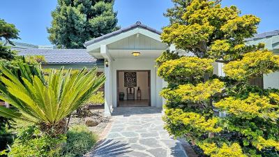 Hayward Single Family Home For Sale: 2177 Occidental Road