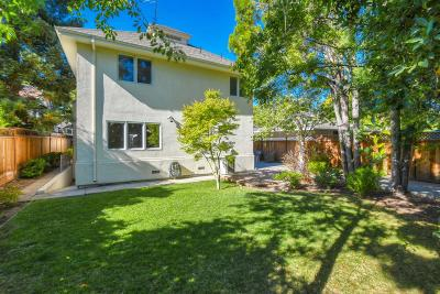 Palo Alto Single Family Home For Sale: 1328 Parkinson Avenue