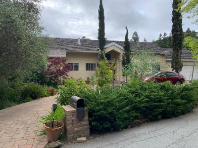 San Mateo County, Santa Clara County Rental For Rent: 13290 Lennox Way