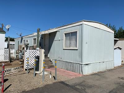 Livermore Mobile Home For Sale: 828 Olivina Avenue