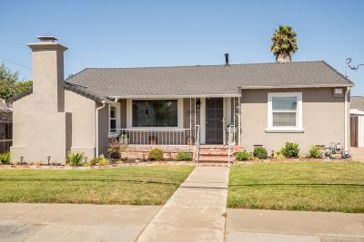 San Leandro Single Family Home For Sale: 1555 141st Avenue