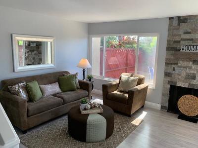 Hayward CA Condo/Townhouse For Sale: $599,000