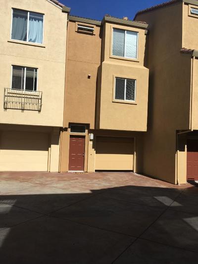 Santa Clara Condo/Townhouse For Sale: 1690 Civic Center Drive #702