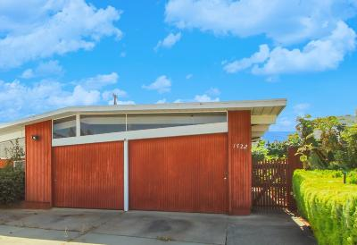 San Mateo Single Family Home For Sale: 1722 Wolfe Drive