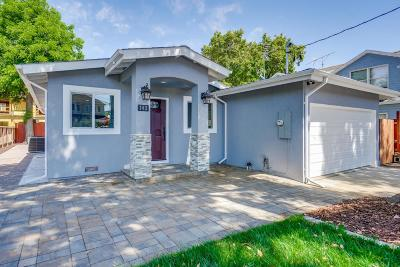 Mountain View Single Family Home For Sale: 142 College Avenue
