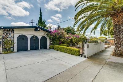 Sunnyvale Single Family Home For Sale: 236 Velvetlake Drive