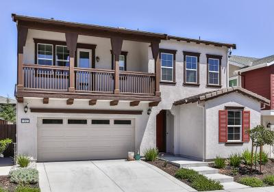 Gilroy Single Family Home For Sale: 1097 Ruby Way