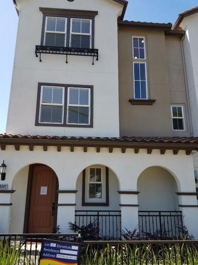 Union City Condo/Townhouse For Sale: 33507 Alvarado Niles Road