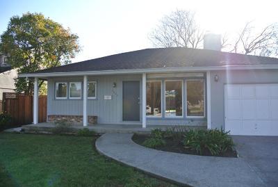San Mateo County, Santa Clara County Rental For Rent: 2095 Goodwin Avenue