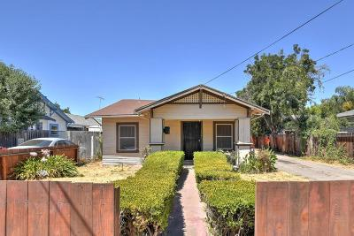 San Jose Single Family Home For Sale: 1307 Peach Court