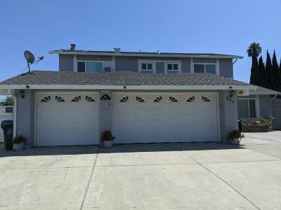 San Jose Single Family Home For Sale: 967 Ketch Place