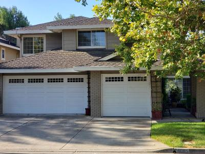 San Ramon Single Family Home For Sale: 4085 Canyon Crest Road