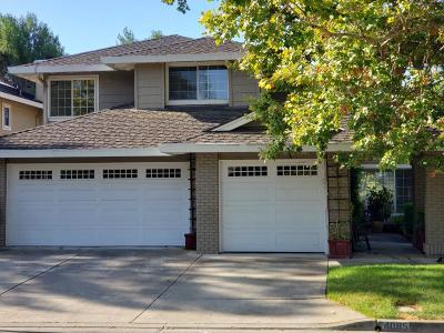 San Ramon CA Single Family Home For Sale: $1,139,000