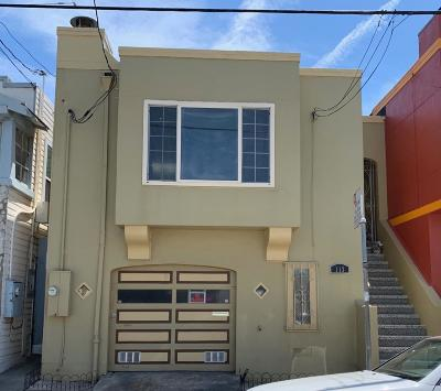 Daly City Single Family Home For Sale: 113 San Diego Avenue