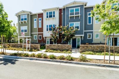 Sunnyvale Condo/Townhouse For Sale: 268 Loma Linda Terrace
