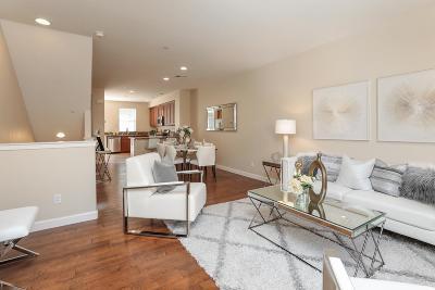 Sunnyvale Condo/Townhouse For Sale: 590 San Posadas Terrace