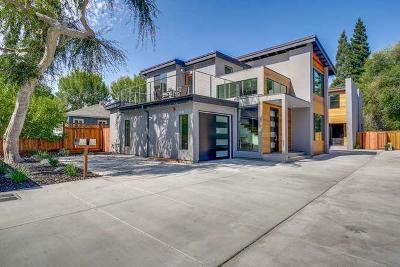 Mountain View Multi Family Home For Sale: 534 N Whisman Road