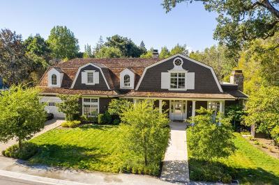 Hillsborough Single Family Home For Sale: 250 Bridge Road
