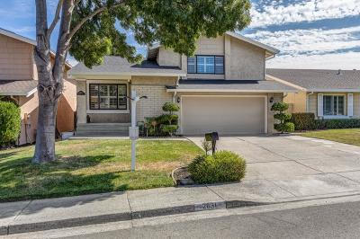 San Ramon Single Family Home For Sale: 2631 Durango Lane